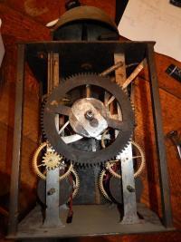 Evolution de restauration de pendules et de montres à Lisieux