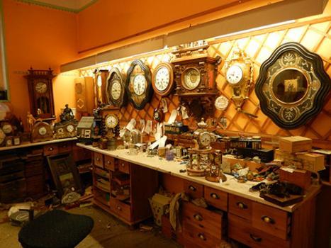 Réparation horlogerie Lisieux