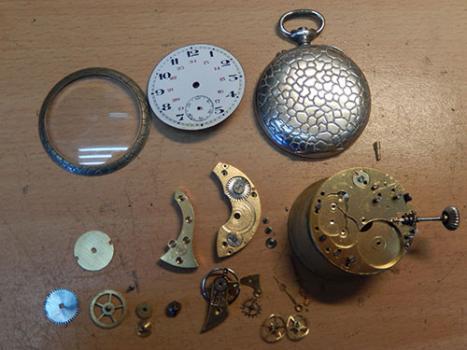 Réparation de montre Caen